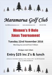 womens-9-hole-xmas-tournament-2016